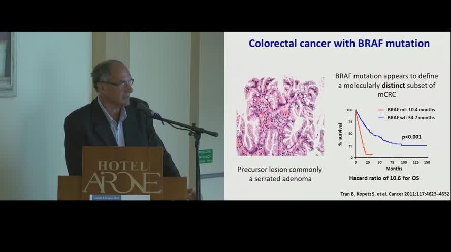 Caratterizzazione biologica del Carcinoma del Colon-retto