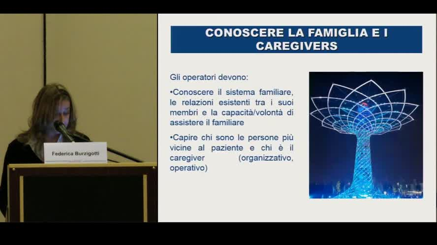 Il Caregiver nell'Assistenza Patient Oriented